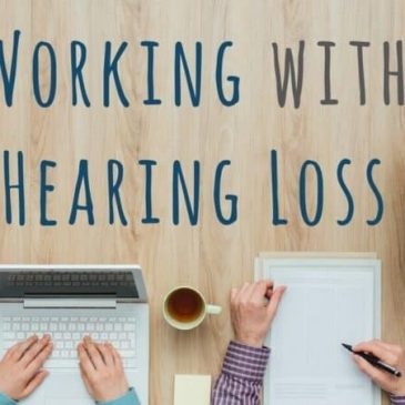 Working With Hearing Loss: Tips For Virtual Meetings During Lockdown